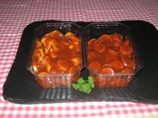 Currywurst-Rinds-Currywurst